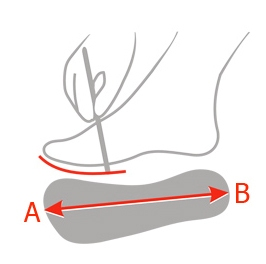 4a39e3e6698f3 Необходимо точно определить размеры, ведь в случае с чересчур маленькими  носками, пятка будет постоянно сползать в район ступни, а слишком большие  изделия ...